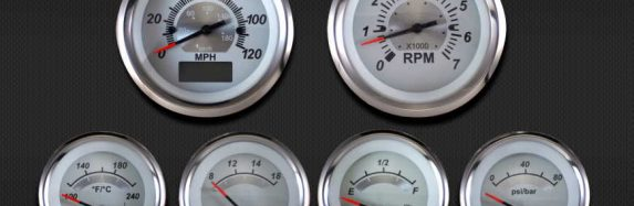 What is speedometer and odometer?